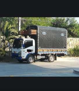 Servicio de transportes inmediatos de cargas y mudanzas locales y nacionales