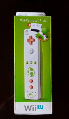 Control wiiu Luigi