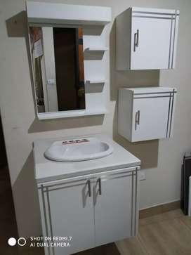 Juego de mueble para el baño