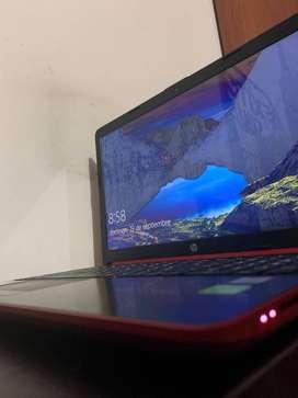 Computador HP Portátil 15-da0xxx 8GB DDR4, Intel Corei5,unidad de disco duro 256 GB