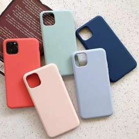SILICON CASE IPHONE 11 ,11 PRO Y PRO MAX  ORIGINAL