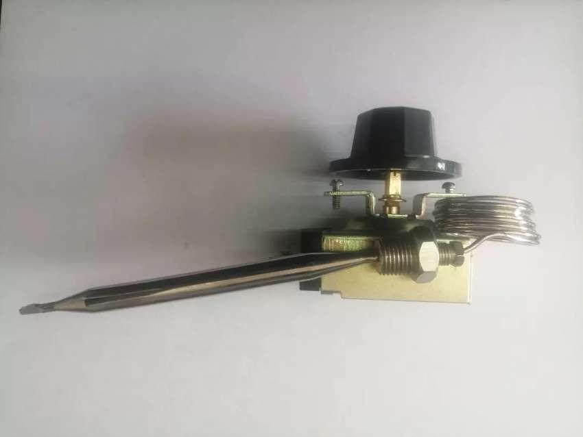 Termostato electrico bulvo sumergible, 50-200 Fahrenheit, 30 amp