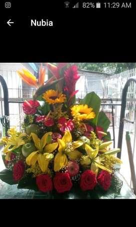 Hermosos arreglos florales para cualquier ocasion