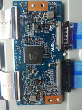 "Tarjeta  T-comTV LG 42"" smartv"