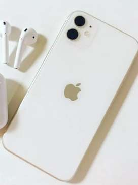 iPhone 11 128 GB Blanco Nuevo