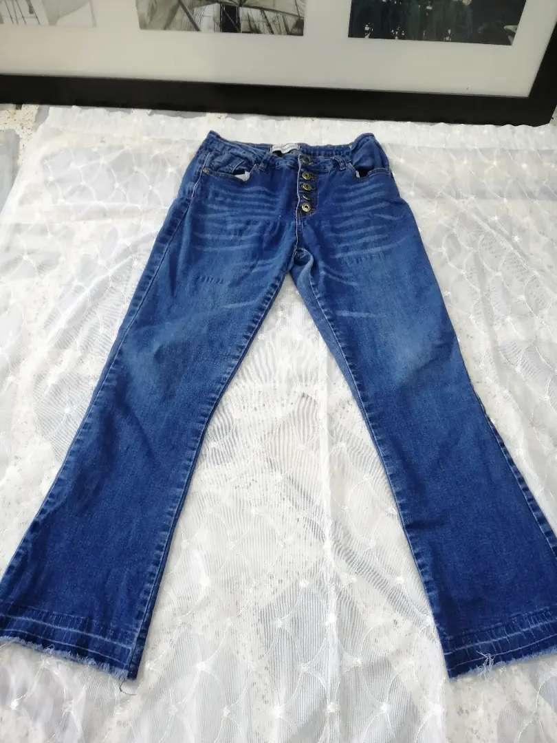 Jean importado marca most wanted talla 9