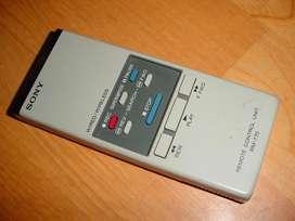 Control Remoto Para Deck De Cassette Sony Rm770 Japan