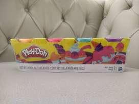 Plastilina x4 Play-Doh