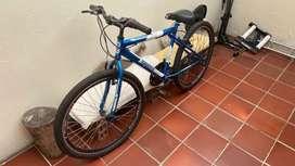 Bicicleta todoterreno en buen estado