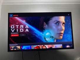 Vendo smart tv 40 pulgadas
