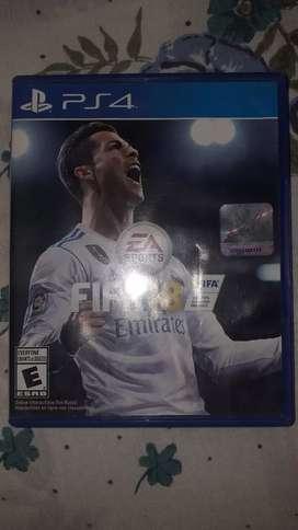 Juego Original PS4 FIFA 18