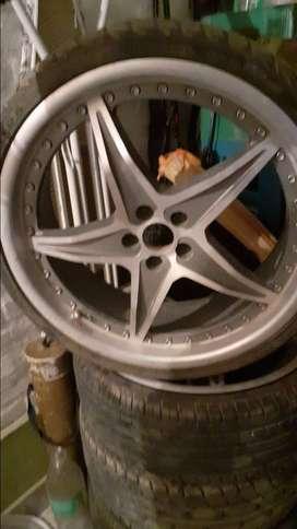 Vento urgente 4 ruedas armadas
