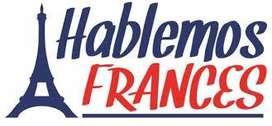 Se dictan clases particulares y personalizadas de Francés