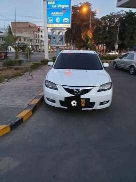 Mazda 3 modelo 2012