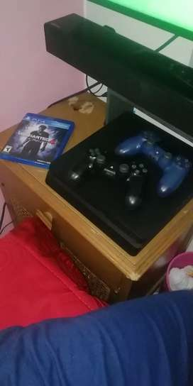 Vendo PS 4 Slim de 1 tera