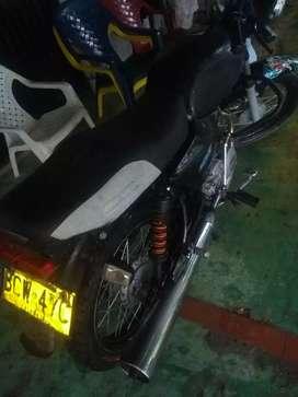 Vendo moto boxer cc110