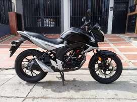 Honda cb160f nueva