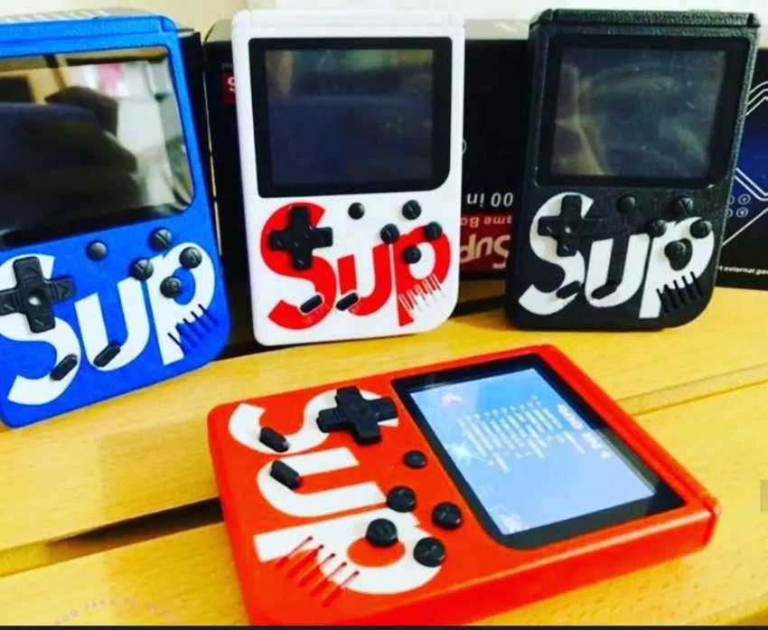 Mini Consola Retro Nintendo Sup Con Control 0