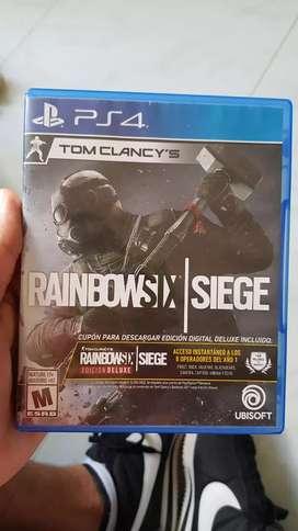 Rainbows six| siege