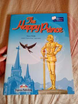 "Vendo libro ""The happy Prince"""