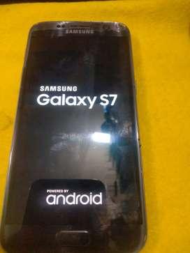 Samsung galaxy S7 flat libre de fabrica