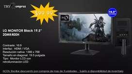 Monitor Lg 19 FHD