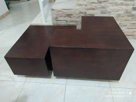 Sala en madera