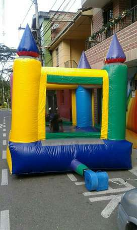 Trampolin Inflable Lona Antioquia