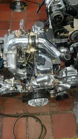 QD32 MOTOR DIESEL - TRACTO DIESEL