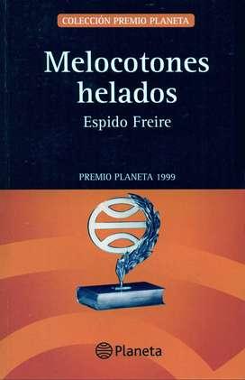 Melocotones Helados - ESPIDO FREIRE - Premio Planeta 1999