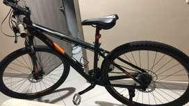 Bicicleta Kanonbike 2018 con recibo de compra