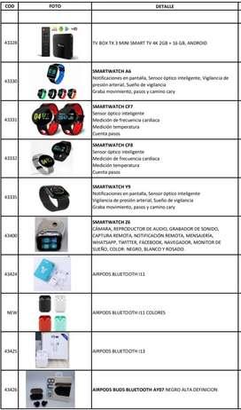 Venta de smartwatch