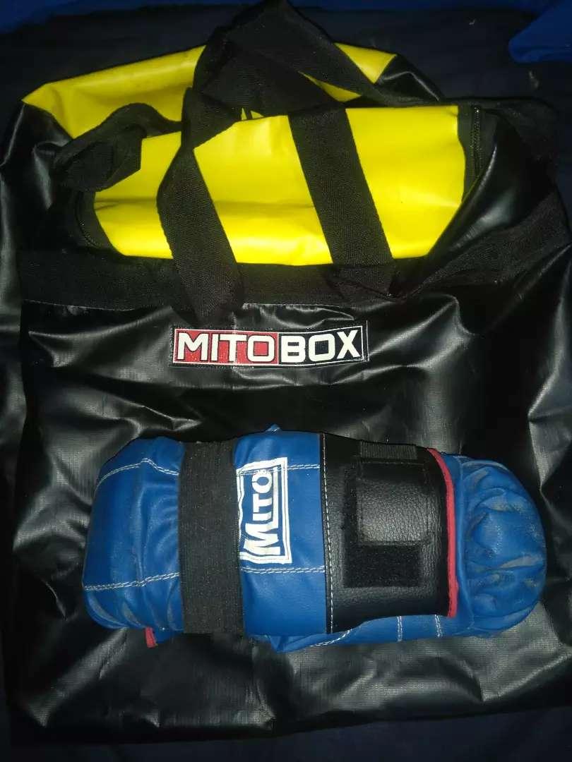 Bolsa de boxeo 0