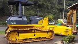Bulldozer Komatsu D41P-6