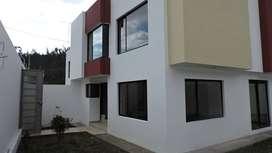 Vendo Linda Casa a Estrenar, Locoa - Latacunga