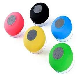 Parlante Bluetooth recargable ducha o más