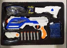 Pistola de dardos de jueguete
