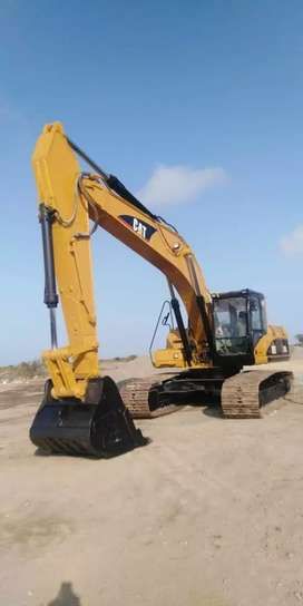 VENDO EXCAVADORA CAT 325 CL AÑO 2009