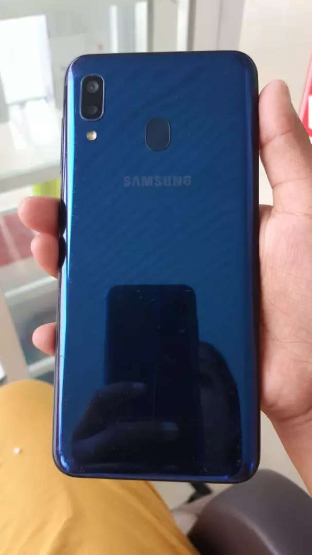 Samsung A20 como.nuevo sin fallas ni detalles 0
