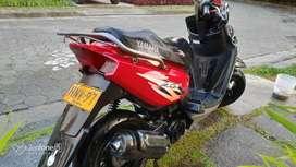 Vendo permuto Yamaha BWS modelo 2007 - totalmente original en perfecto estado