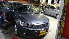 Vendo Chevrolet Sonic Sedan LT