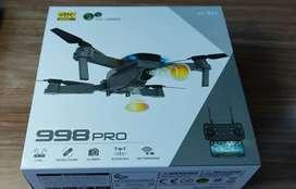 DRONE 998 PRO DOBLE CÁMARA