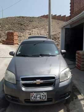 Se vende Chevrolet Aveo automática