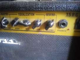Amplificador de 15 wts
