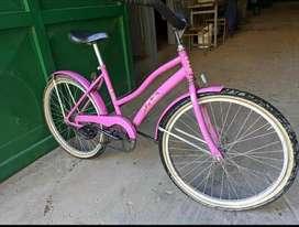 OFERTA!! Bicicleta Playera Rodado 24
