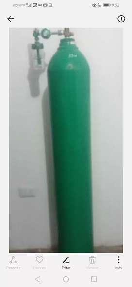 Balón de oxígeno 10m3