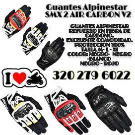Guantes Alpinestar SMX 2 air