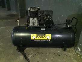 Compresor  dogo industrial