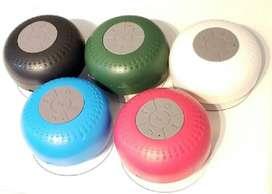 Parlante Portatil Bluetooth Para La Ducha Resistente Al Agua