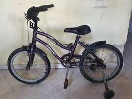 Bici para niño/as